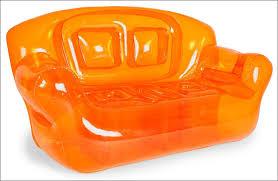 inflatable furniture. inflatable sofa electric orange furniture o