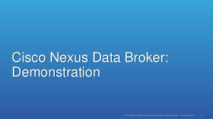Data Broker Techwisetv Workshop Nexus Data Broker