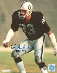 Ted Hendricks - Reprint 8x10 inch Photograph - OAKLAND RAIDERS NFL ...