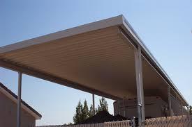 brown aluminum patio covers. Aluminum-Freestanding-Carport-01-1280 Brown Aluminum Patio Covers L