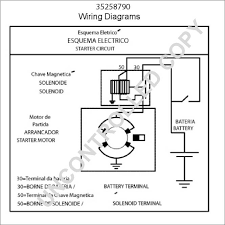 bosch starter motor wiring diagram wiring diagram bosch starter motor wiring diagram image about bosch vw alternator