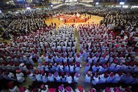 The christ embassy lagos virtual zone online church is the virtual church extension of christ embassy lagos virtual zone, which reaches thousands from all around the world, beyond the walls of the mother church at the prestigious loveworld convocation arena (lca) in lagos, nigeria. Nigeria S Megachurches A Hidden Pillar Of Africa S Top Economy Reuters