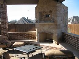 inspirational outdoor kitchen and fireplace taste