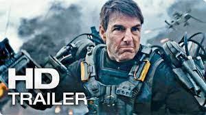 EDGE OF TOMORROW Offizieller Trailer Deutsch German | 2014 Tom Cruise [HD]  - YouTube