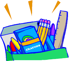 Image result for free clip art school supplies
