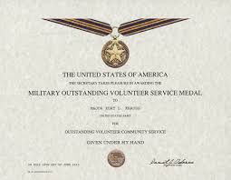 Military Certificate Templates Army award certificate templates visualbrains 67