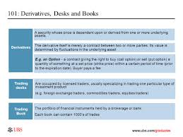 101 how do banks operate managing the risk of trading
