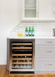 Vertical Tile Backsplash Amazing Love A White Backsplash But Not Subway Tile Try One Of These