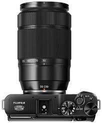 Resultado de imagen para FUJINON XC50-230mmF4.5-6.7 OIS