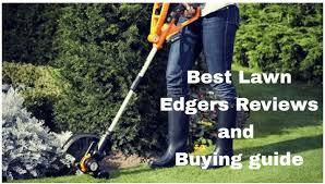 11 best lawn edgers 2021 reviews