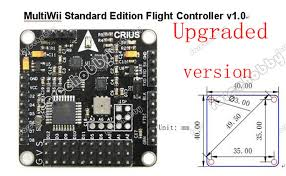 new updated crius multiwii se flight controller rc groups