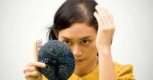 iron deficiency hair loss symptoms