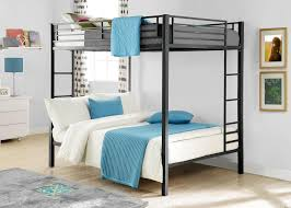 Dorel Full Over Metal Bunk Bed Multiple Finishes Traditional Rooms To Go  Kids Beds With Desk