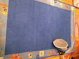 oriental wool rug after cleaning