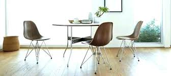 herman miller eames dining table by photo round