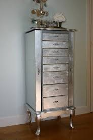 Silver paint for furniture Wood Silver Painted Wood Furniture Foter Silver Furniture Ideas On Foter