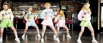 Choi Hyebin Red Velvet Sixth Member Imagine Ice Cream Cake M