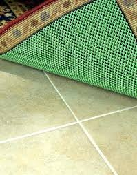 super hold non slip rug pad for this is made of all natural untreated rubber it