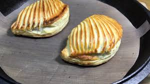 apple turnover recipe puff pastry