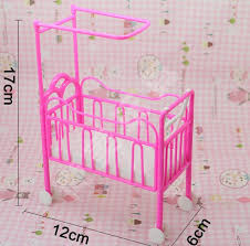plastic dollhouse furniture sets. 2015 best selling dolls baby bed for barbie dollhouse plastic super cute kelly doll house furniture sets b