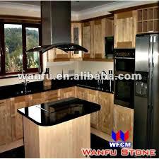 New Style Black Granite Indian Kitchen Interior Design Buy Indian Custom Kitchen Design India Interior