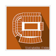 Texas Dkr Memorial Stadium Seating Chart