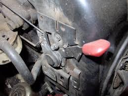 Small Engines - » Tecumseh Governor setups