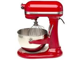 kitchenaid kv25goxer professional 450 watt 5 plus series 5 quart bowl lift stand mixer