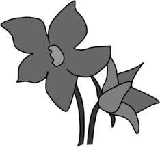 リンドウの花のイラスト フリーイラスト素材 変な絵net