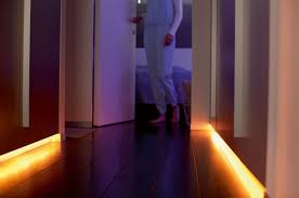 led baseboard lighting. LED Smart Bulbs ] · Philips Lightstrip Hallway Led Baseboard Lighting