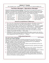 facility manager resume sample detailed resume template expository facilities manager resume sample job resume samples operations manager resume examples 2017 791x1024 facilities manager resume