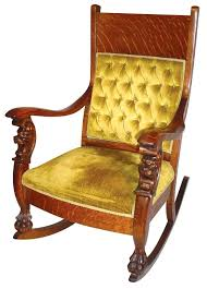 antique carved rocking chair u00ab antique auto club