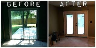 how to remove sliding patio door removing sliding patio doors replace sliding glass door with window