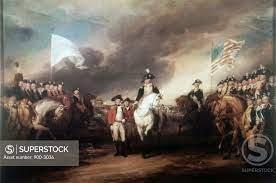 1781 john trumbull 1756 1843 american