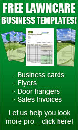 lawncare ad write a lawn care flyer for business success world of lawn care