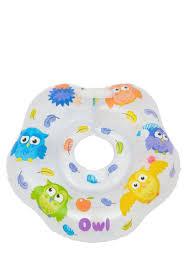 <b>Круг</b> на шею для <b>купания</b> малышей <b>ROXY</b>-<b>KIDS</b> Kengu: цвет Цвет ...