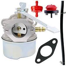 Amazon.com : 632552 Carburetor For Tecumseh 640086A 640092A 640311 ...