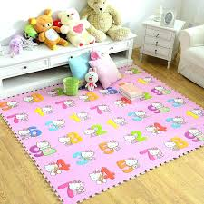 puzzle rug for cats cat puzzle rug kids play mat numbers 9 tiles soft foam