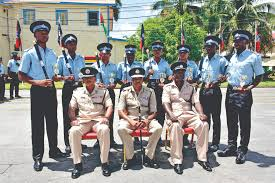 Over 200 Police recruits graduate from Felix Austin Police College - Guyana  Times