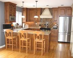 practical shaped kitchen designs