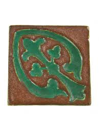 1907 11 antique american arts crafts grueby sman sample