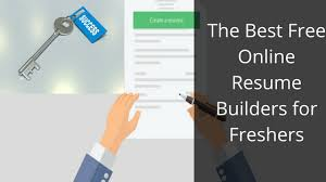 What Is The Best Online Cv Builder For Freshers Quora