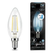 Светодиодная <b>лампа GAUSS 103801207-S</b> - купить ретро-лампа ...