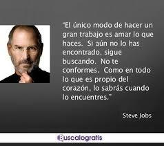 Las MEJORES FRASES De STEVE JOBS Stevejobs Apple Frases Adorable Steves Jobs Qur Hd