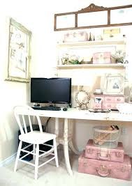 cubicle office decor pink. Shabby Chic Office Decor Desk Pictures Of Home Cubicle . Pink