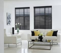 Interior Design Living Room Ideas   Blinds As Window Treatments