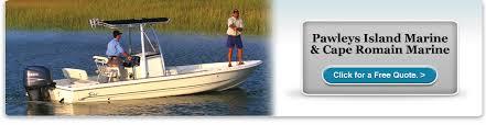 Boat Insurance Quote Impressive Tony Jordan Boat Insurance Pawleys Island Georgetown