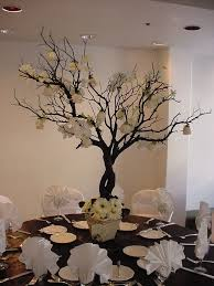 I love these Manzanita Tree Centerpieces. Can't wait to create these for an  upcoming event.
