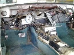 dashboard removal taking flight again 1964 Thunderbird Interior at New Interior Wire Harness 1966 Thunderbird