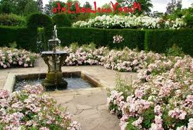 Small Picture Best Of Rose Garden Design Ideas 2016 With Formal Rose Garden